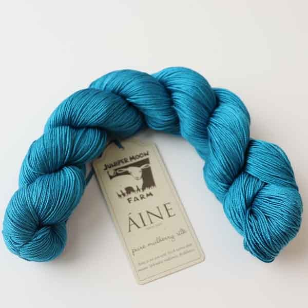 Juniper Moon Farm ÁINE, 50g, 100% Seide