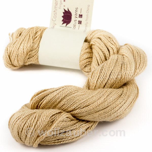 LOTUS YARNS Silky Cashmere