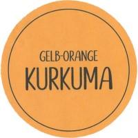 KURKUMA Gelb-Orange