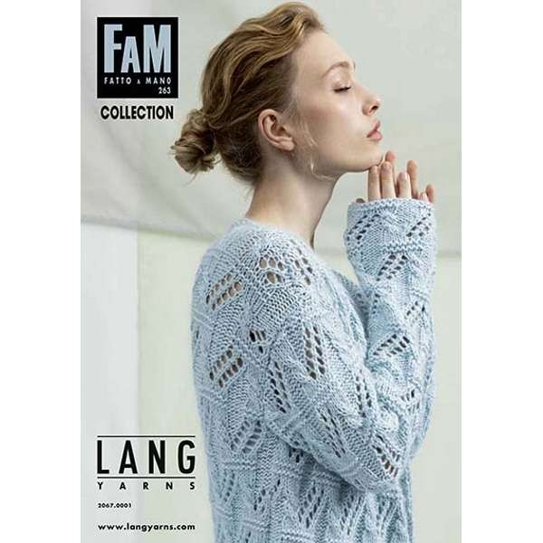 FAM Fatto a Mano 263 Collection Strickheft