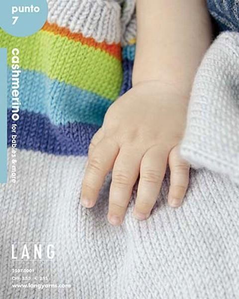 Punto 7, Cashmerino for babies & more