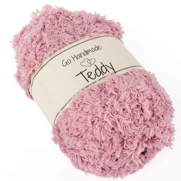 Go Handmade Teddy Wolle 50g