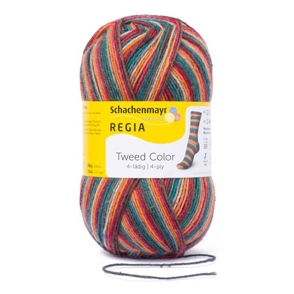 SCHACHENMAYR Regia Tweed Color 4-fädig