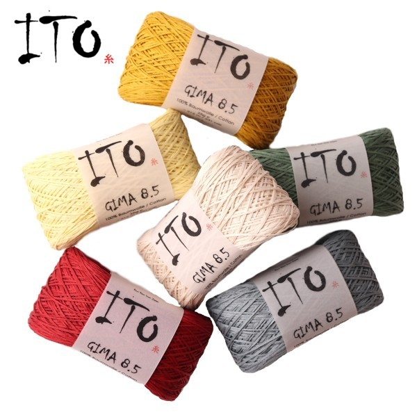 ITO Gima 8,5, 25g ✓ ITO Wolle aus Japan ✓ Versandkostenfrei DE / LU (ab 20€) ✓ Tolle Beratung, ✓ schnelle Lieferung ✓ Große Kundenzufriedenheit