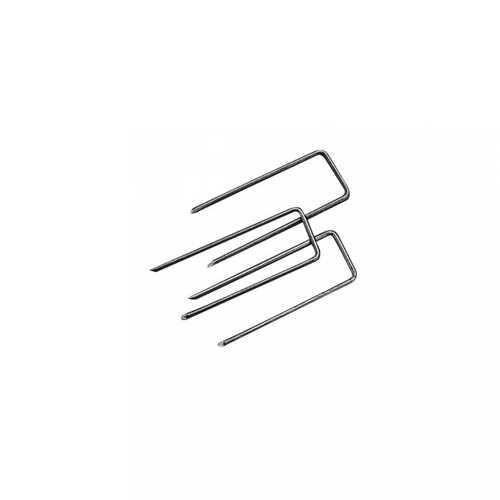 Römerhaften, Krampen, Strohblumennadeln 30x15mm, 50 Stück