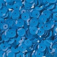 48 blau opak