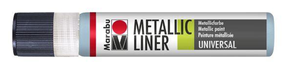 790 Metallic-Hellblau