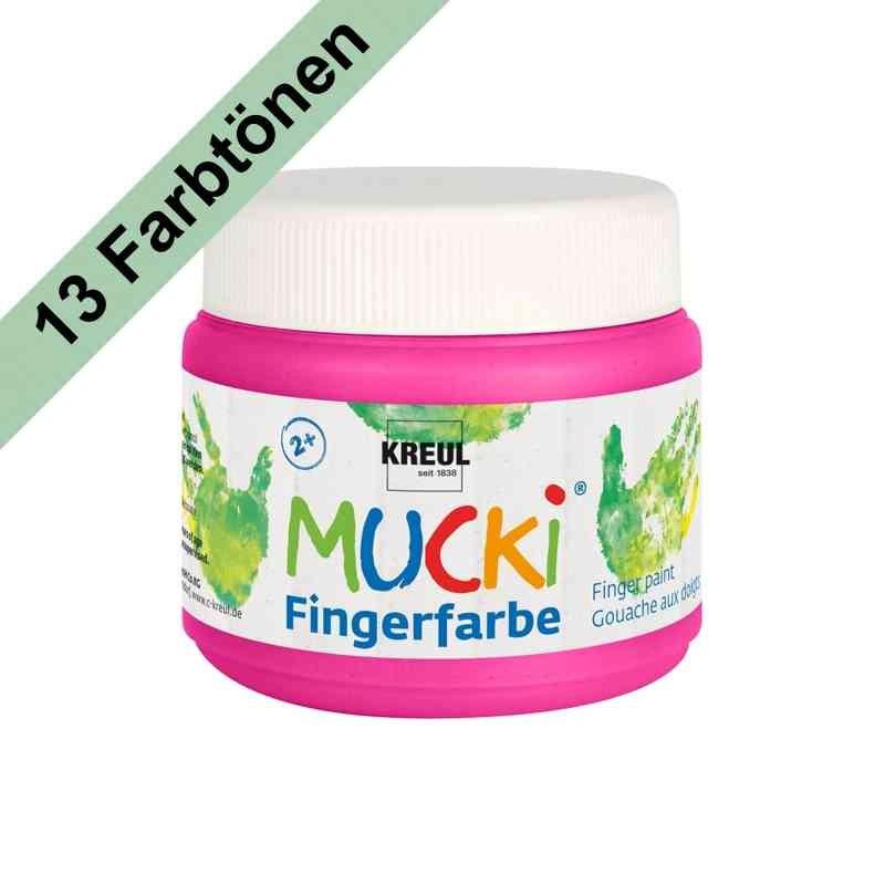MUCKI Stoff Fingerfarbe 150ml