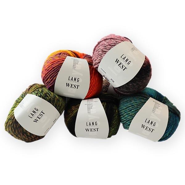 Auserlesene Garne von LANG YARNS hier bei uns im Shop ✓ WEST 5og ✓ Top Preise ✓ Versandkostenfrei DE & LU (ab 20€)  ✓ Bamboo Soft ✓ Handspun Cashmere ✓ große Auswahl ✓ Roma ✓ tolle Beratung