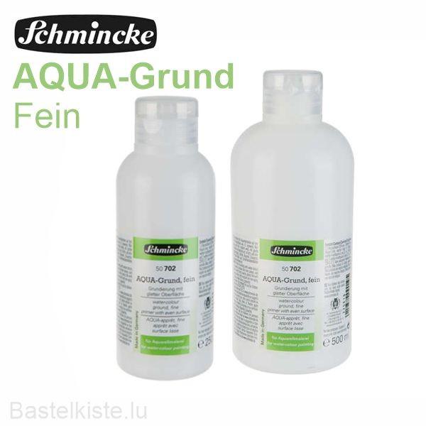 Schmincke Aqua-Grund in verschiedenen Größen, fein