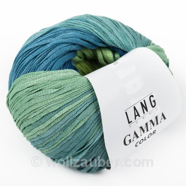 GAMMA COLOR von LANG YARNS