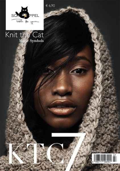 Schoppel Strickanleitung Knit the Cat Nr. 7 Magic Symbols