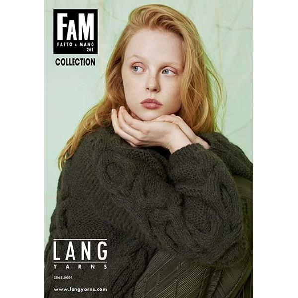 FAM Fatto a Mano 259 Collection Strickheft, Strickanleitung wollzauber