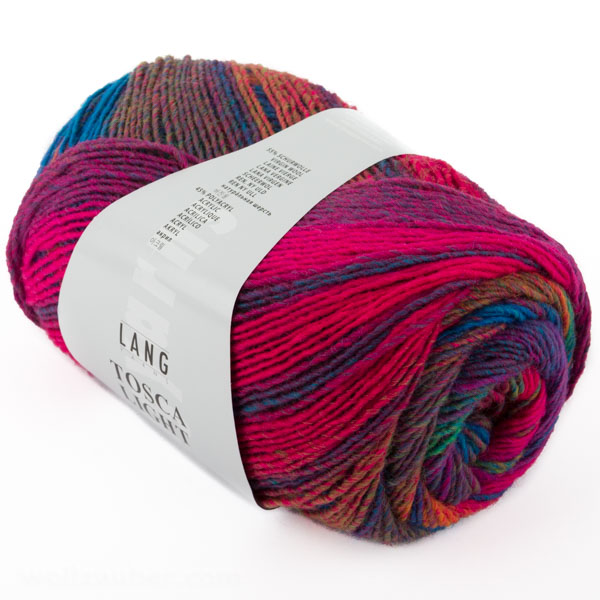 TOSCA LIGHT von LANG YARNS