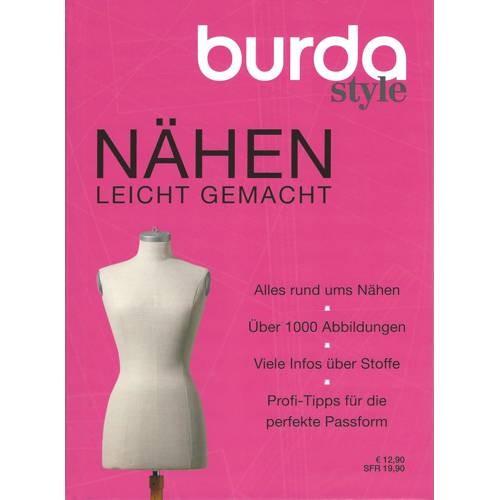 "Nähbuch ""Nähen leicht gemacht"" burda style"