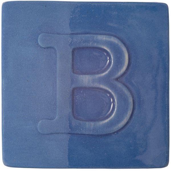 Botz Flüssigglasur 9046 Engobe Mittelblau