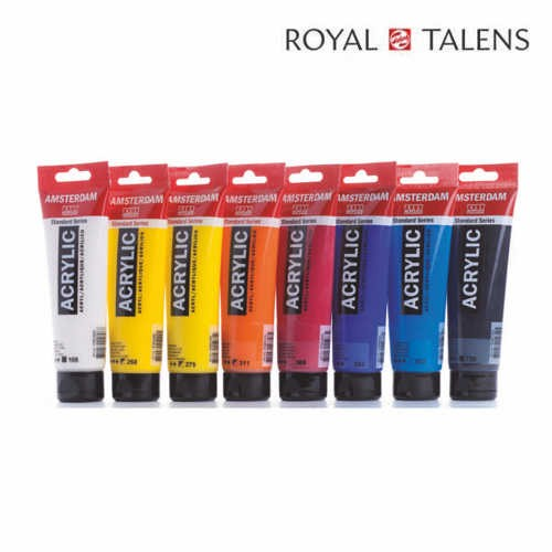 AMSTERDAM Standard Acrylfarben, 120ml
