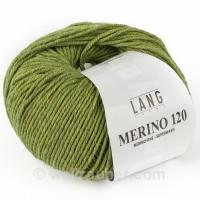 0297 Hell Olive Mélange