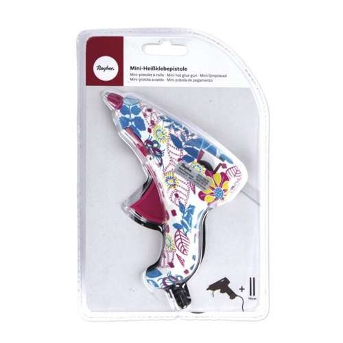 Heißklebepistole Design Mini, Hochtemperatur AC 230V für Ø 7mm Schmelzkleber