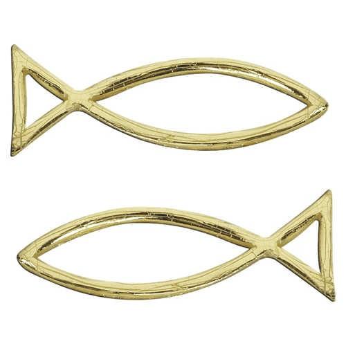 Wachsfische 40x13mm 2 Stück