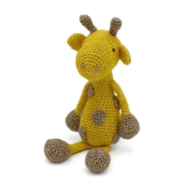 Giraffe häkeln--Amigurumi häkeln--total süß | 600x600