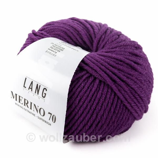 Wollzauber Merino 70 Lang Yarns