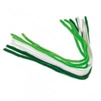 67 weiß/hellgrün/grün