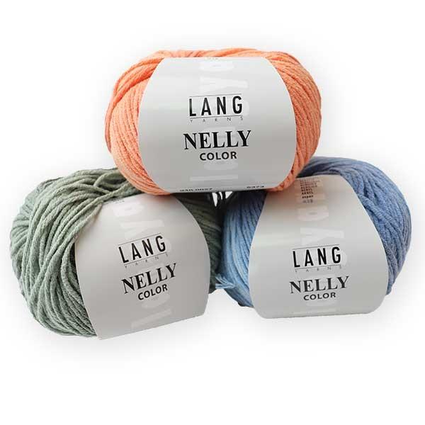 NELLY COLOR 50g von Lang Yarns ✓ Top Preise ✓ Versandkostenfrei DE & LU (ab 20€)  ✓ große Auswahl ✓ Roma ✓ tolle Beratung