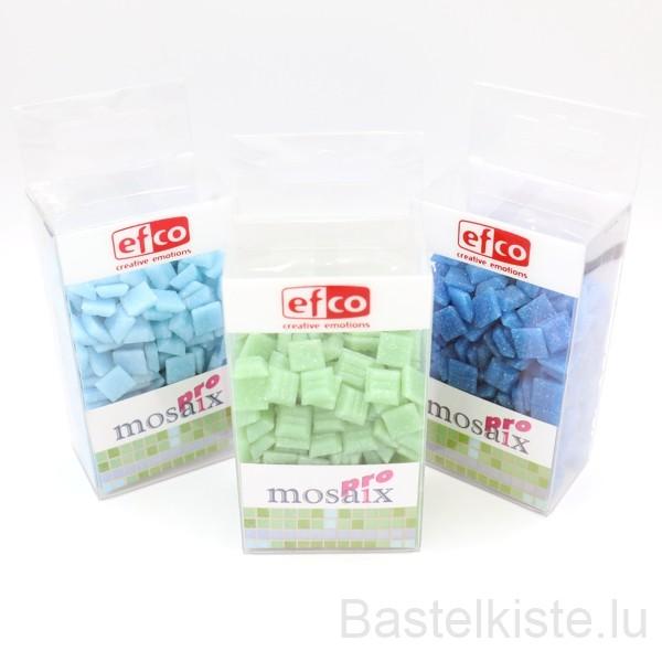 Mosaiksteine MosaixPro-Glassteine 10 x 10 mm