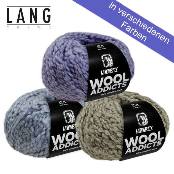Lang Yarns wooladdicts Liberty wollzauber 1032