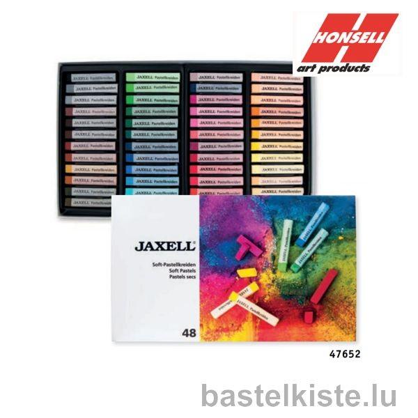 JAXELL Soft Pastelle, 48er Pastellset