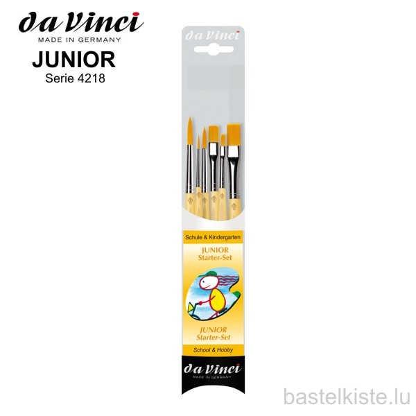 Da Vinci JUNIOR 6-teiliges Starter-Set, Serie 4218