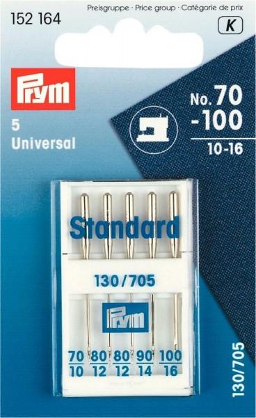 STANDARD 130/705 Gr.70-100, Nähmaschinennadeln Universal 152164