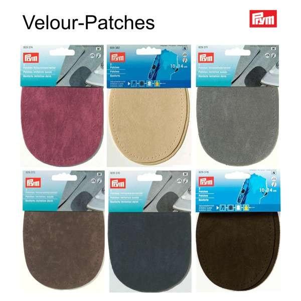 Prym 929 patches, elenbogenschoner, knieschoner
