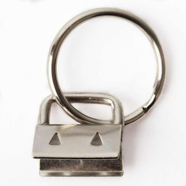 Schlüsselbandklemme, Schlüsselanhänger 20mm