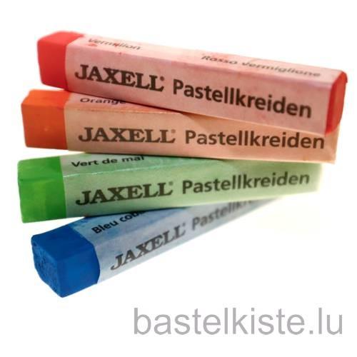 JAXELL Soft-Pastellkreide, Einzelkreiden