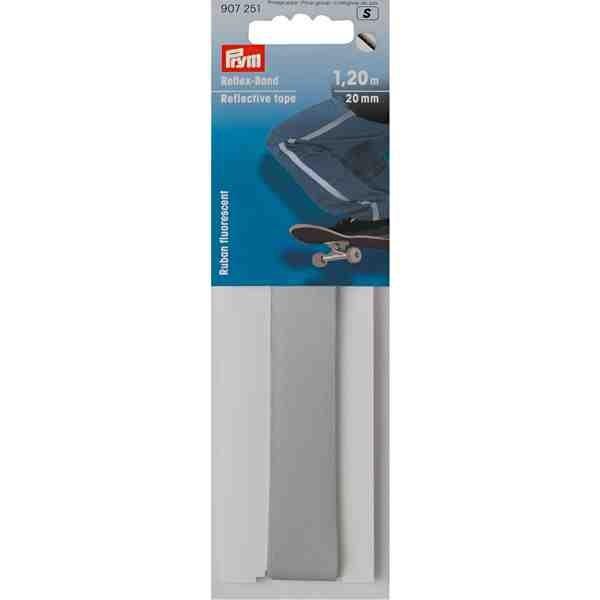 Reflexband 20mm selbstklebend 1,2m