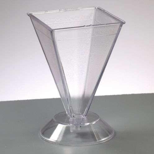 Kerzengießform, Pyramide 105 x 67 x 67 mm