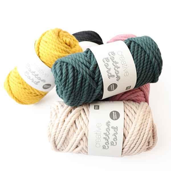 Cotton Cord Makrameegarn wollzauber Rico 383287