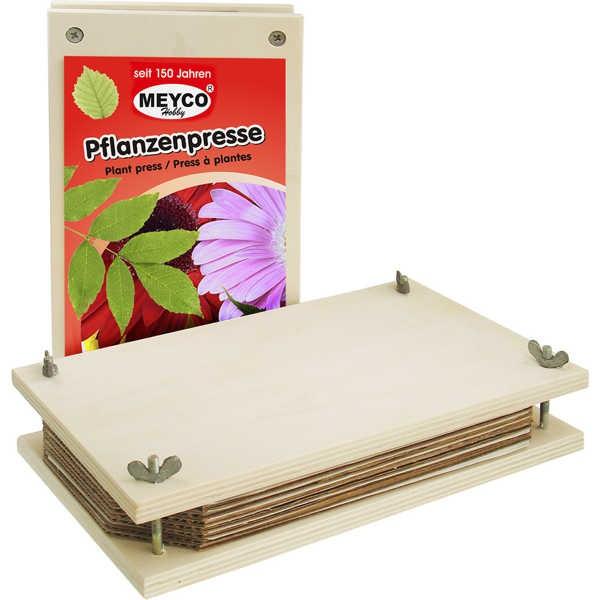 Blumenpresse 140 x 250 mm