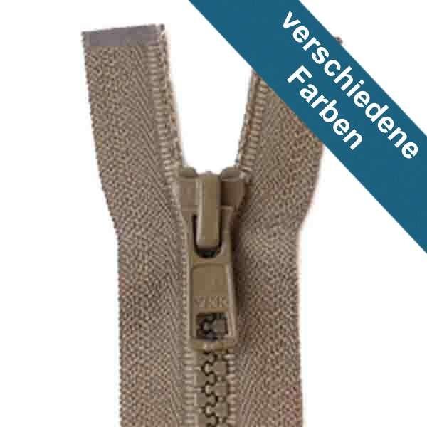 YKK VISLON 35cm Reißverschluss 1-Wege teilbar VSO56/35