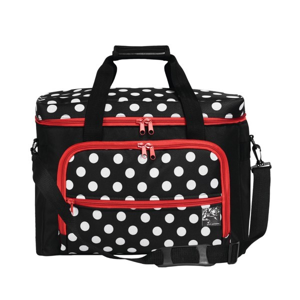 Nähmaschinen-Tasche, Polka Dots PRYM 612631