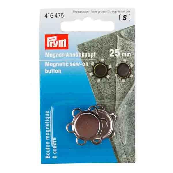 Prym 416475, Magnet-Annähknopf
