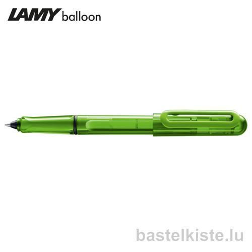 LAMY Patronenroller balloon lime