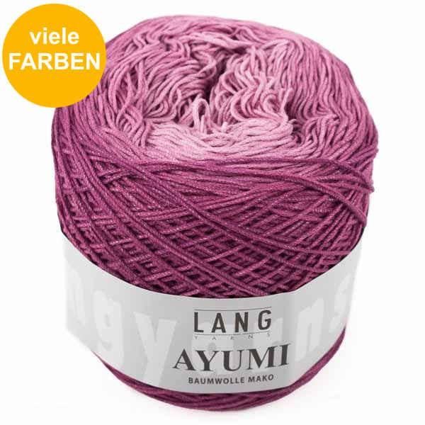 Lang Yarns AYUMI 100g