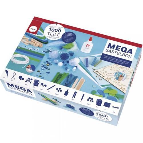 "Mega-Bastelbox ""Space"" mit 1.000 Teile"