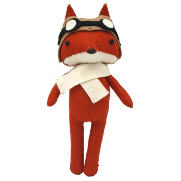 Wollfilz-Bastelset FEDDE FOX