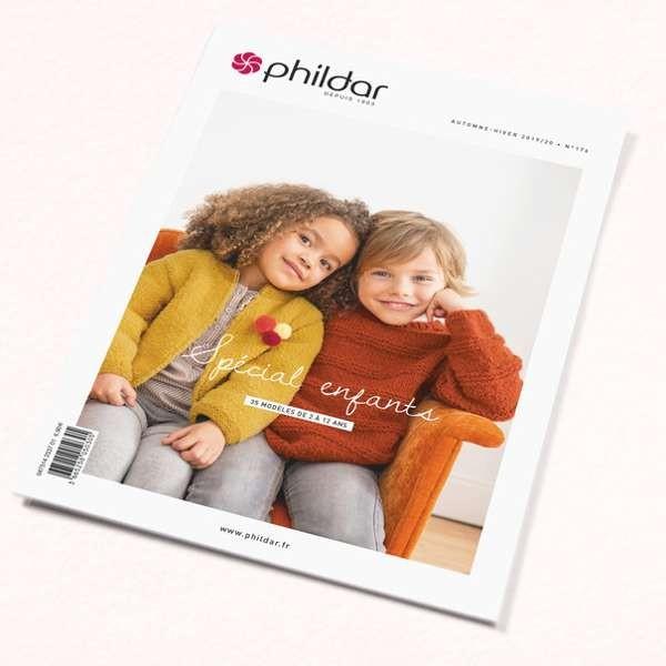 """Strickanleitung für Kinder """"SPECIAL ENFANTS"""" phildar nr. 176, 047514233701 wollzauber"""