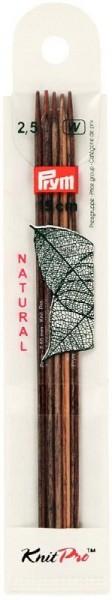 Strumpfstricknadel Natura Knit Pro 15cm, 2,5mm