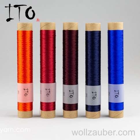 Ito Iki - 100% Maulbeerseide für Handstickerei